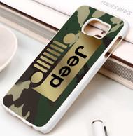 jeep Samsung Galaxy S3 S4 S5 S6 S7 case / cases