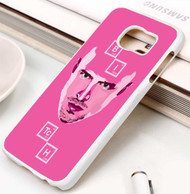 Jesse Pinkman - Bitch breaking bad Samsung Galaxy S3 S4 S5 S6 S7 case / cases