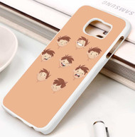 justin time tv show esmoji Samsung Galaxy S3 S4 S5 S6 S7 case / cases