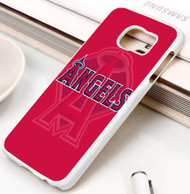 Los Angeles Angels Samsung Galaxy S3 S4 S5 S6 S7 case / cases