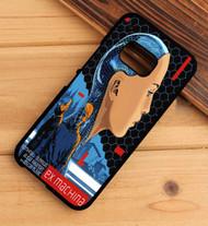ex machina HTC One X M7 M8 M9 Case