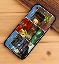 Fallout Shelter app HTC One X M7 M8 M9 Case