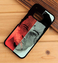 Fight Club brat pitt HTC One X M7 M8 M9 Case