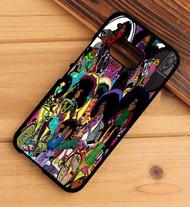 Focsi Collage 2 HTC One X M7 M8 M9 Case