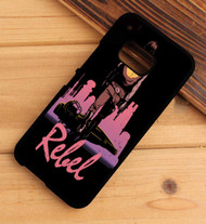 Geek Gear Star Wars Meets Drive In Rebel HTC One X M7 M8 M9 Case