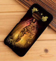 Genius comic top cow HTC One X M7 M8 M9 Case