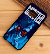 ghosted image comic HTC One X M7 M8 M9 Case