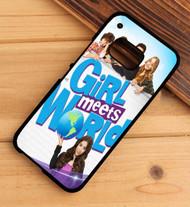 Girl Meets World disney HTC One X M7 M8 M9 Case
