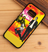 halt and catch fire welcome to mutiny HTC One X M7 M8 M9 Case