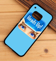 Heads Up! HTC One X M7 M8 M9 Case