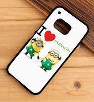 Herbalife minions HTC One X M7 M8 M9 Case