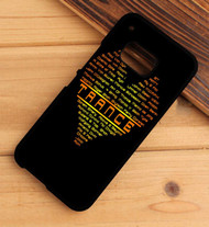 I Love Trance HTC One X M7 M8 M9 Case