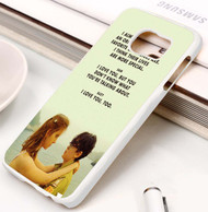 Moonrise Kingdom, Wes Anderson and First Love Samsung Galaxy S3 S4 S5 S6 S7 case / cases