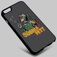 Bubble Fett Star Wars on your case iphone 4 4s 5 5s 5c 6 6plus 7 Samsung Galaxy s3 s4 s5 s6 s7 HTC Case