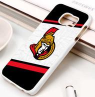 Ottawa Senators 3 Samsung Galaxy S3 S4 S5 S6 S7 case / cases