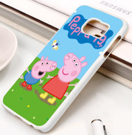Peppa Pig Samsung Galaxy S3 S4 S5 S6 S7 case / cases