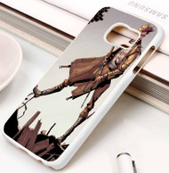 Peter Panzerfaust image comic Samsung Galaxy S3 S4 S5 S6 S7 case / cases