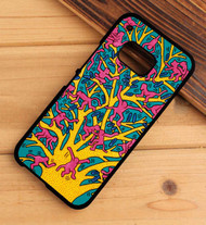 Keith Haring, the tree of monkeys HTC One X M7 M8 M9 Case