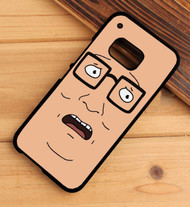 king of the hill HTC One X M7 M8 M9 Case