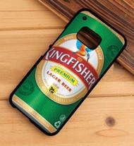 Kingfisher Premium larger HTC One X M7 M8 M9 Case