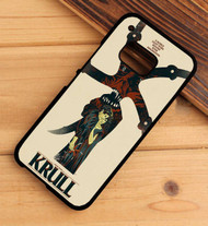 Krull Glaive HTC One X M7 M8 M9 Case