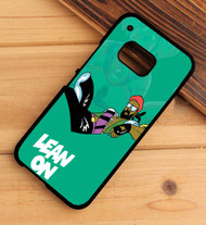 lean on major lazer HTC One X M7 M8 M9 Case