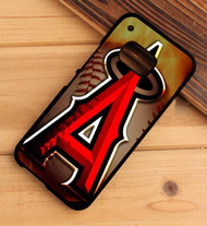 Los Angeles Angels 1 HTC One X M7 M8 M9 Case
