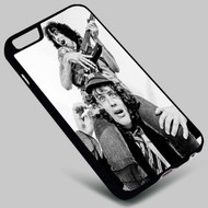 Bon Scott and Angus Young ACDC  on your case iphone 4 4s 5 5s 5c 6 6plus 7 Samsung Galaxy s3 s4 s5 s6 s7 HTC Case