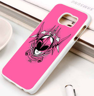 Rosea Ordo Pterosauria rangers pink Samsung Galaxy S3 S4 S5 S6 S7 case / cases
