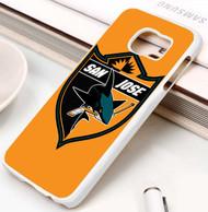 San Jose Sharks Samsung Galaxy S3 S4 S5 S6 S7 case / cases