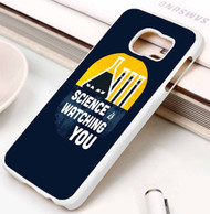 Science is Watching You Samsung Galaxy S3 S4 S5 S6 S7 case / cases
