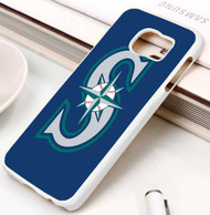 Seattle Mariners 2 Samsung Galaxy S3 S4 S5 S6 S7 case / cases
