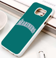 Seattle Mariners 3 Samsung Galaxy S3 S4 S5 S6 S7 case / cases