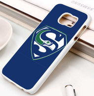 Seattle Seahawks 3 Samsung Galaxy S3 S4 S5 S6 S7 case / cases