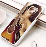 Shania Twain Up Samsung Galaxy S3 S4 S5 S6 S7 case / cases