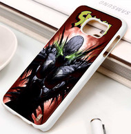 Spawn i8mage comic Samsung Galaxy S3 S4 S5 S6 S7 case / cases