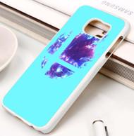 Super Smash Bros Logo Blue Samsung Galaxy S3 S4 S5 S6 S7 case / cases