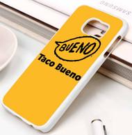 taco bueno Samsung Galaxy S3 S4 S5 S6 S7 case / cases
