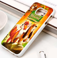 The Fox And The Hound Samsung Galaxy S3 S4 S5 S6 S7 case / cases