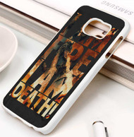 The Hobbit  The Battle of the Five Armies I Am Fire Samsung Galaxy S3 S4 S5 S6 S7 case / cases