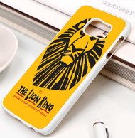 the lion king Samsung Galaxy S3 S4 S5 S6 S7 case / cases