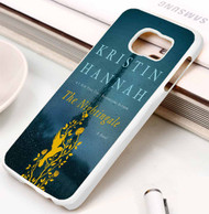 The Nightingale  Kristin Hannah Samsung Galaxy S3 S4 S5 S6 S7 case / cases
