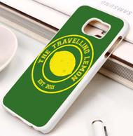 The Travelling Lemon est 2011 Samsung Galaxy S3 S4 S5 S6 S7 case / cases