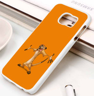 timon the lion king Samsung Galaxy S3 S4 S5 S6 S7 case / cases