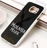 vampire academy molnija symbols Samsung Galaxy S3 S4 S5 S6 S7 case / cases