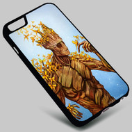 Groot Guardians of the galaxy Iphone 4 4s 5 5s 5c 6 6plus 7 Samsung Galaxy s3 s4 s5 s6 s7 HTC Case