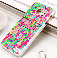 vineyard vines whale lilly pulitzer Samsung Galaxy S3 S4 S5 S6 S7 case / cases