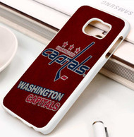 washington capitals 2 Samsung Galaxy S3 S4 S5 S6 S7 case / cases