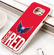 washington capitals Samsung Galaxy S3 S4 S5 S6 S7 case / cases