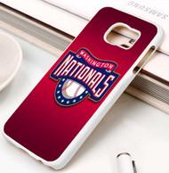 Washington Nationals 3 Samsung Galaxy S3 S4 S5 S6 S7 case / cases